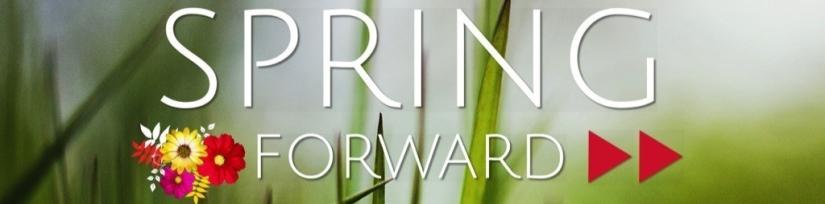 spring forward 2019